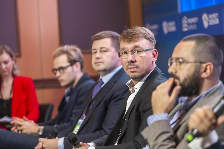 Maciej Król, Head of Sales & Standard Excellence Business Link. Fot. PTWP.