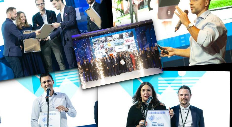 Oto zwycięzcy Proptech Festival 2019!