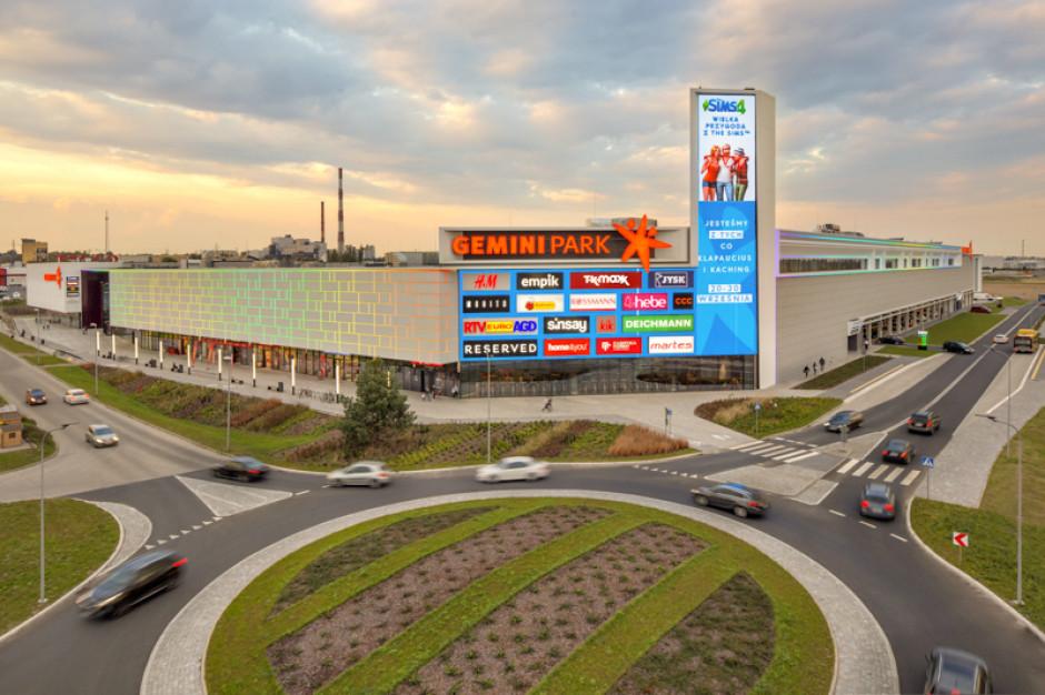 Rozbudowa Gemini Park Tychy wchodzi w fazę planowania. Jak centrum podsumowuje rok?