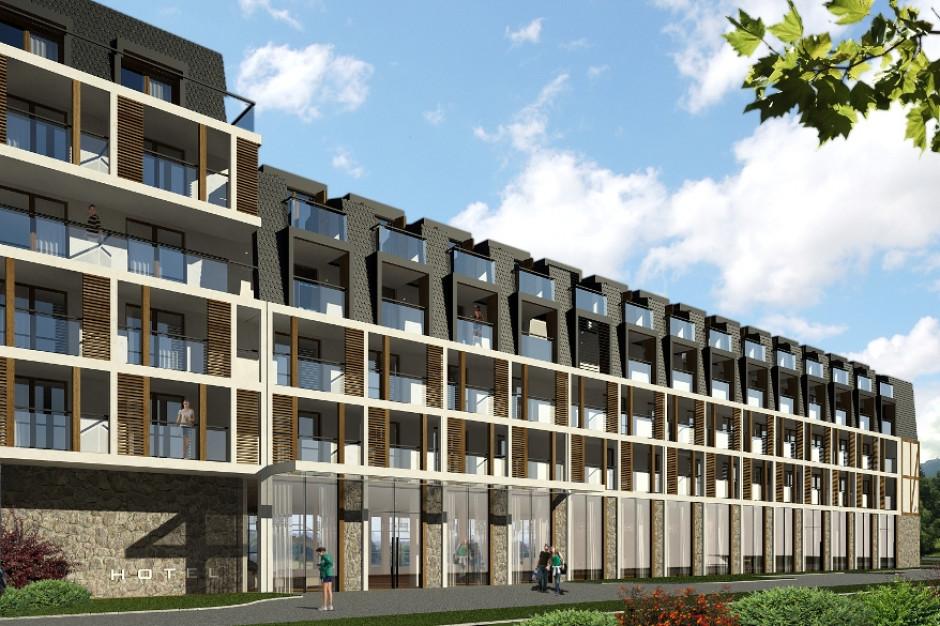 To będzie największa realizacja hotelowa w CEE oparta o moduły