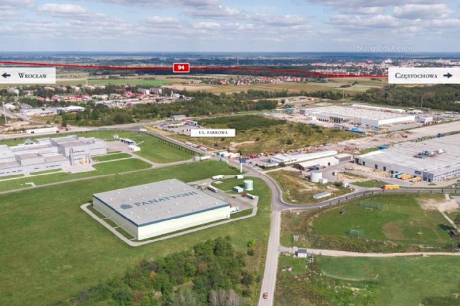 Panattoni szykuje z DSV wsparcie logistyczne koncernu Mondelēz