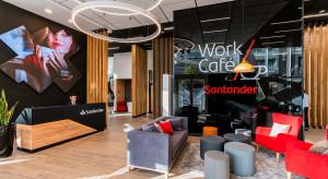 Popularny na świecie format już w Polsce. Santander Bank otworzył kawiarnię z coworkingiem