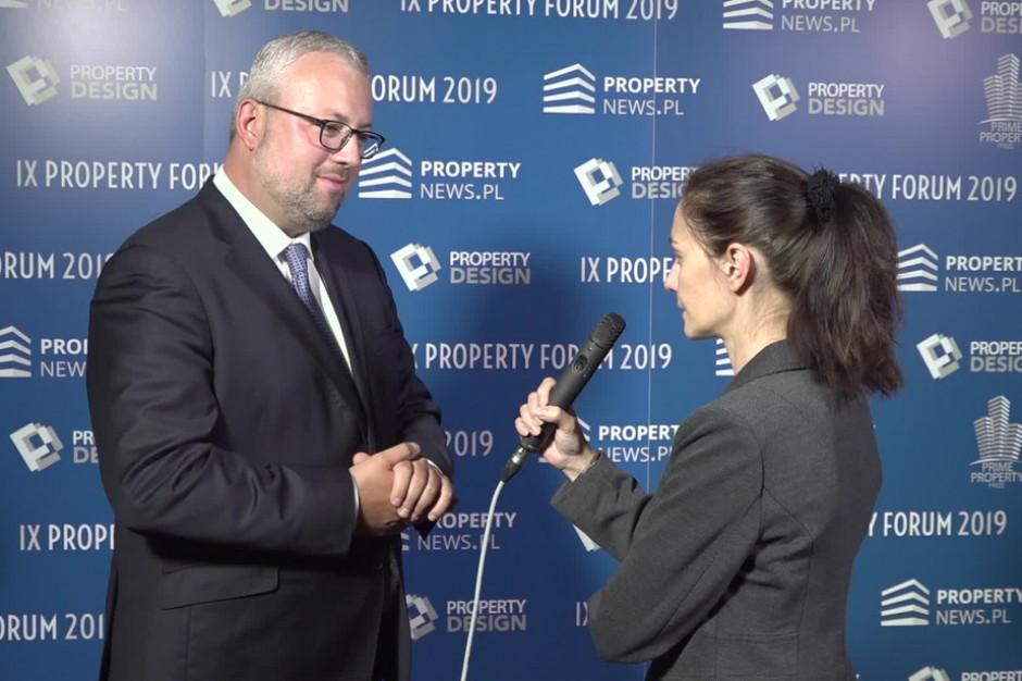 Arkadiusz Rudzki, Skanska o nowych inwestycjach i trendach na rynku biurowym