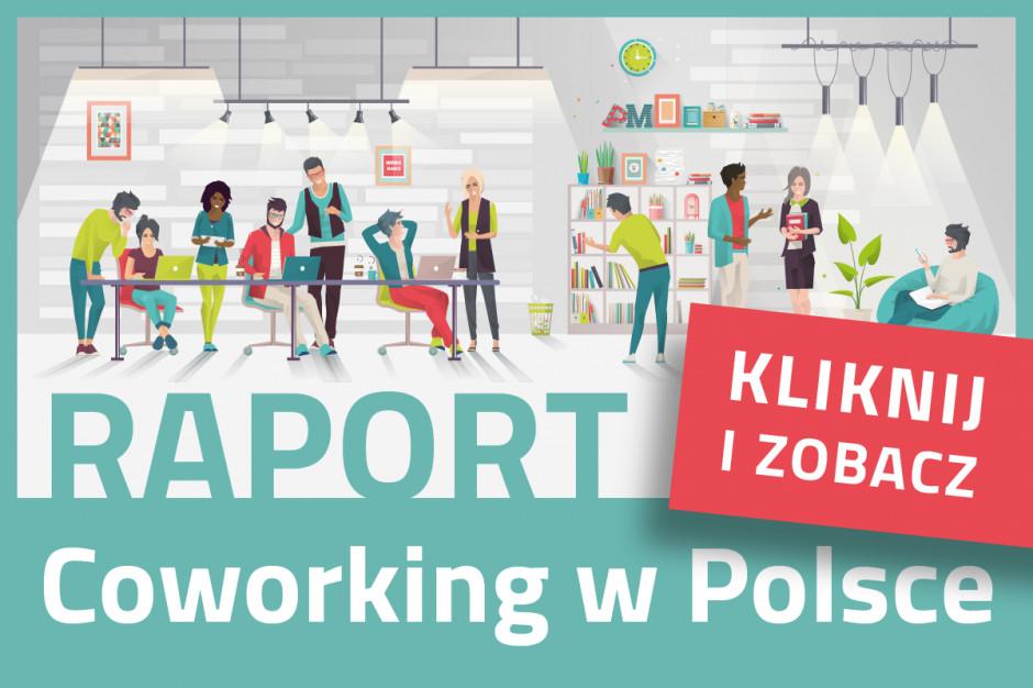 Coworking w Polsce - raport
