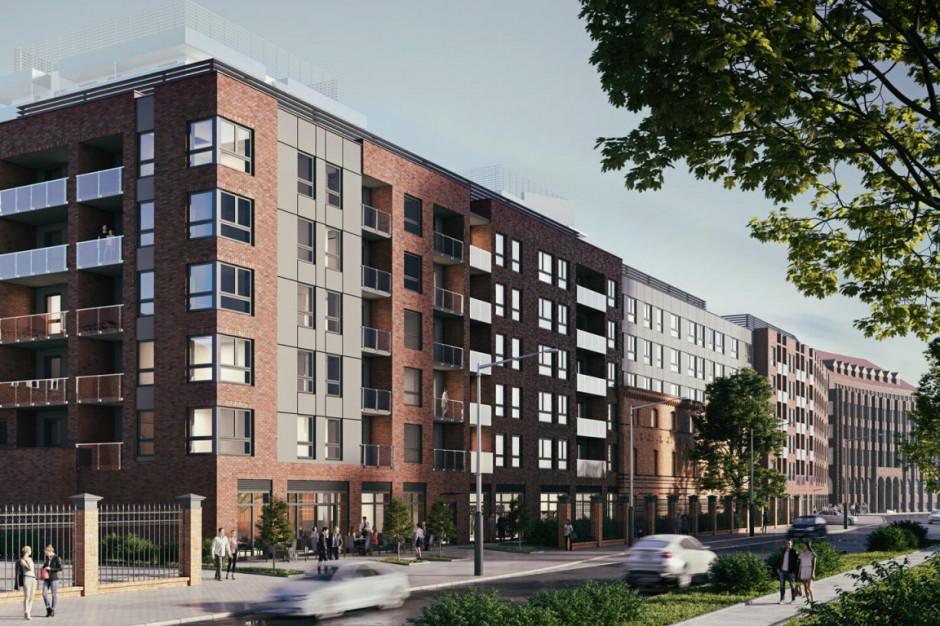 Bastion Wałowa IV: gdańskie apartamenty z funkcją hotelową