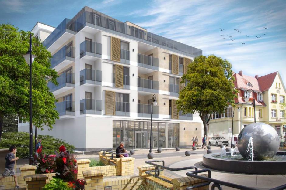 Apartamenty Kormoran: mieszkania w popularnym uzdrowisku