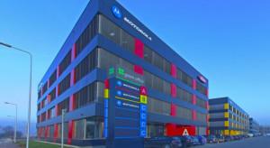 Motorola przedłużyła najem w  Green Office