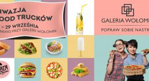 Galeria Wołomin zaprasza na zlot food tracków