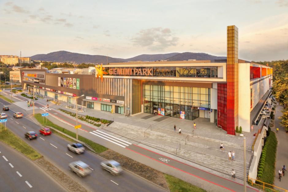 Podłączyć sklep odzieżowy centrum handlowe Greenspoint