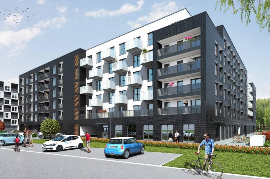 Trwa budowa II etapu inwestycji Kwadrat we Wrocławiu