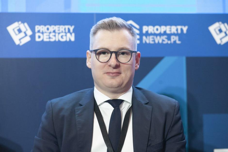 Paweł Nowakowski, dyrektor działu rynków kapitałowych Cresy. Fot. PTWP.