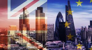 Brexit rodzi niepewność, ale napędza koniunkturę