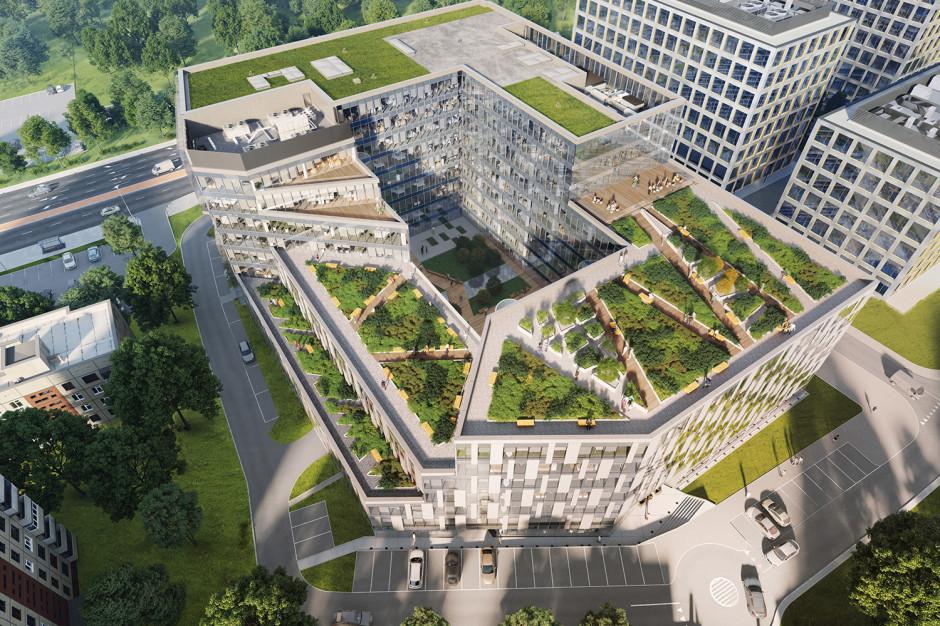 Krakowski biurowiec Inwestycją Roku rynku biurowego w Polsce