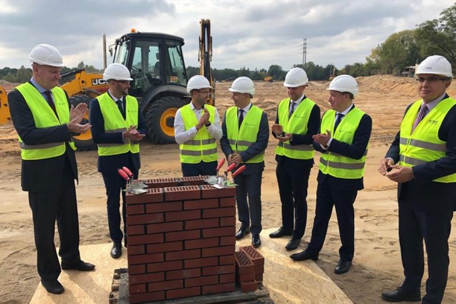 Ruszyła budowa Panattoni Park Toruń II. Centrum ma już pierwszego najemcę