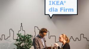 IKEA dla Firm przenosi się do Blue City