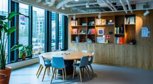 Design + Build wspiera komfort pracy