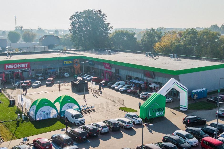 Trei otwiera w Ostrołęce swój trzynasty park handlowy