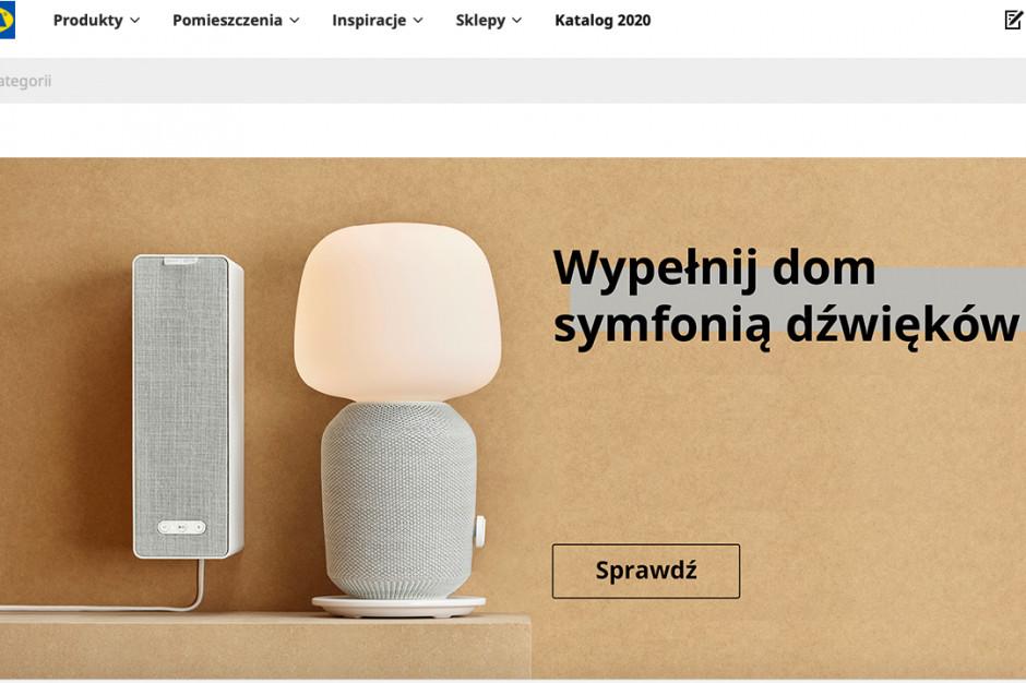 IKEA radzi sobie z zakazem handlu w niedzielę sprzedażą online. Skutecznie