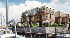 Dekpol z pozwoleniem na budowę Sol Marina w Gdańsku