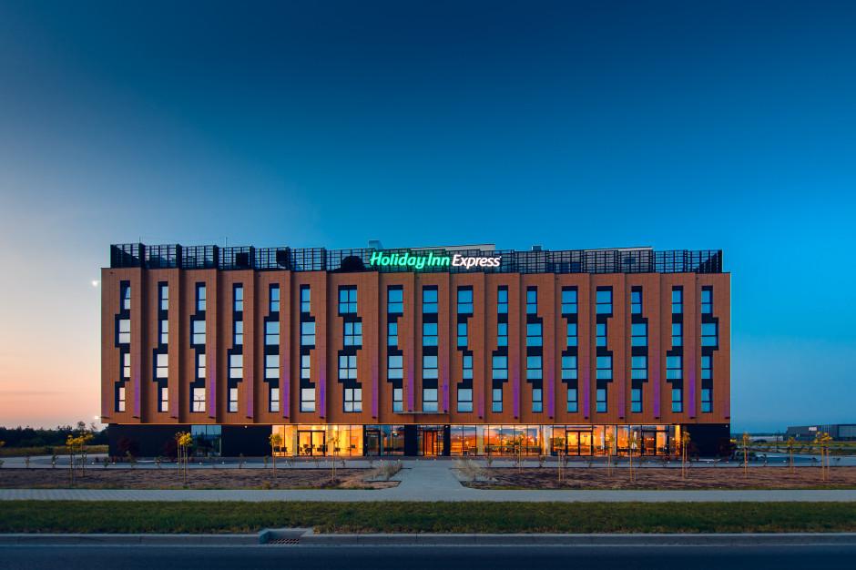 Hotel czwartej generacji. Holiday Inn Express Rzeszów Airport już otwarty