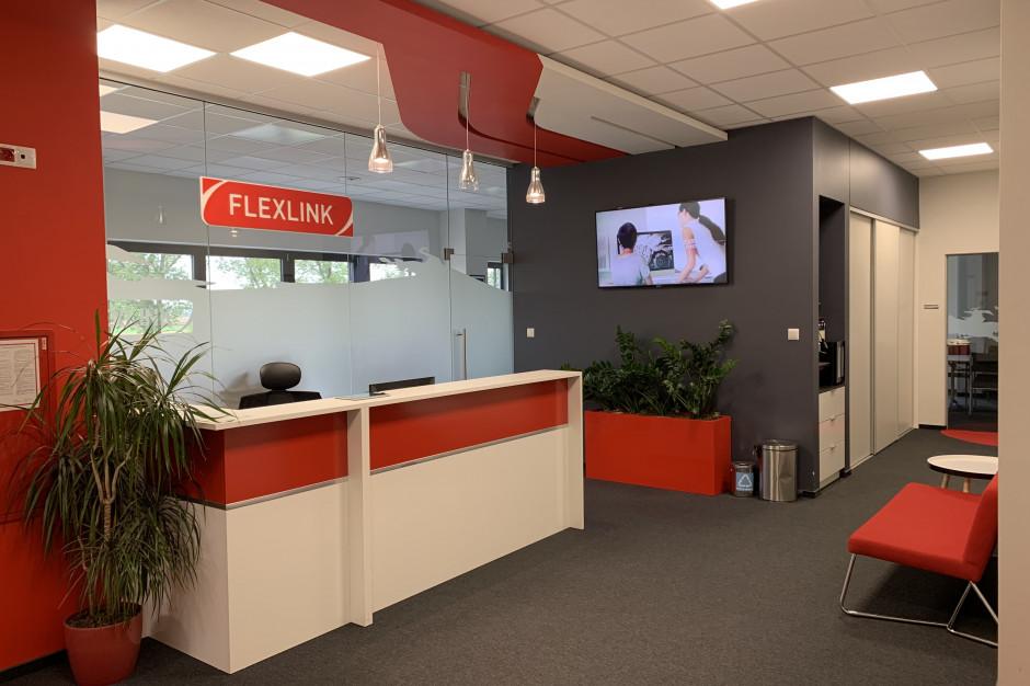 FlexLink przedłuża najem w Segro Logistics Park Poznań