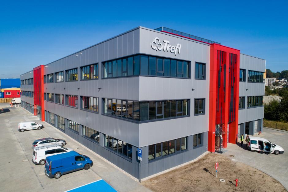 Dekpol wybudował obiekt dla Trefl