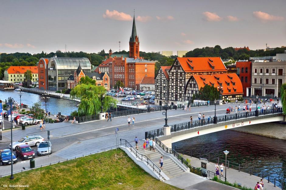 Bydgoszcz - miejsce dobrych inwestycji