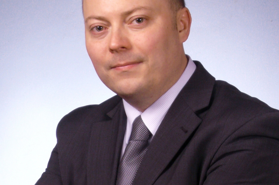 Artur Derela dyrektorem hotelu Best Western Jurata