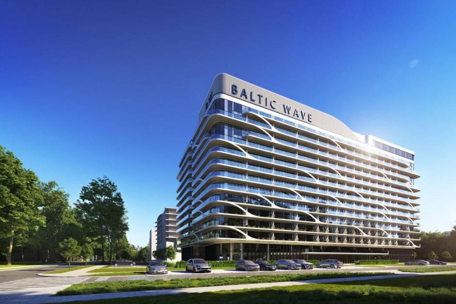 Baltic Wave: nadmorska inwestycja tuż przy plaży
