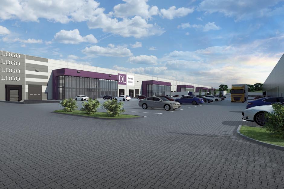 W Psarach powstaje największe centrum logistyczne w Polsce