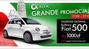 Alfa Centrum promuje zakupy