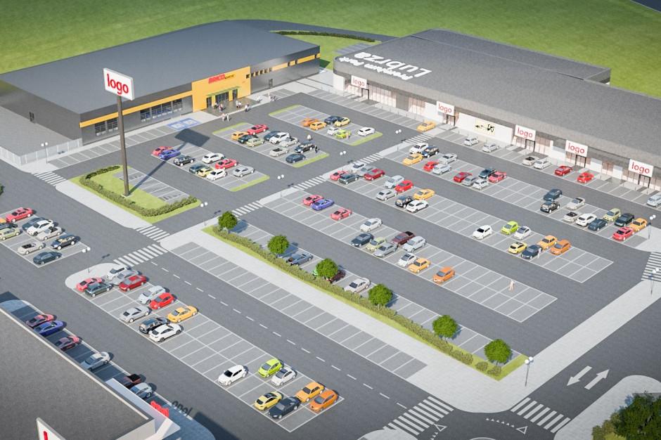 Fortis inwestuje w park handlowy k. Prudnika w Opolskiem. Będą m.in. McDonald's, Bricomarche i Sinsay