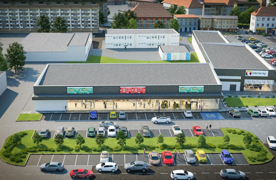 Premium Park Strzelce Opolskie. Fot. Fortis Investments.