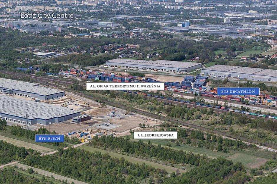 Logistyka miejska kluczowa dla Panattoni. Na pierwszy ogień - Łódź i Berlin