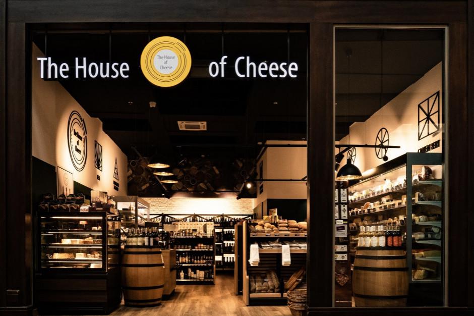 The House of Cheese ze smakiem rusza na podbój galerii
