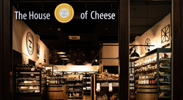 The House of Cheese ze smakiem rusza na podbój galerii