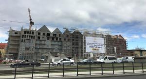 Dekpol zawiesił wiechę na inwestycji Grano Hotel i Grano Residence