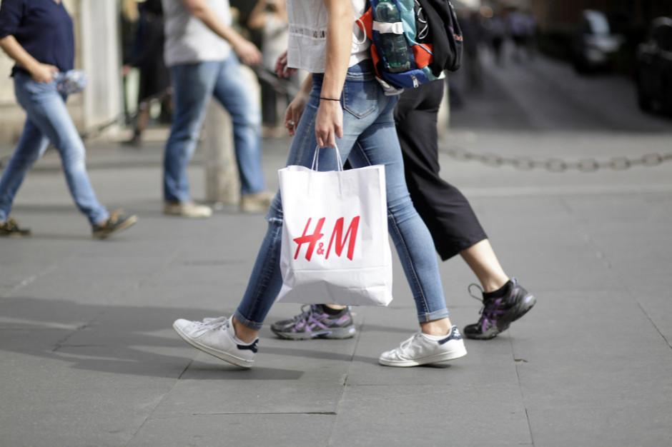 H&M z lepszymi wynikami. Sprzedaż online wzrosła o 30 proc.