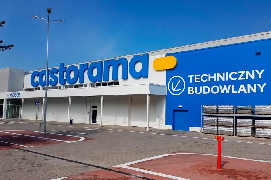 Castorama Wprowadza Sie Do Tkalni Centra Handlowe