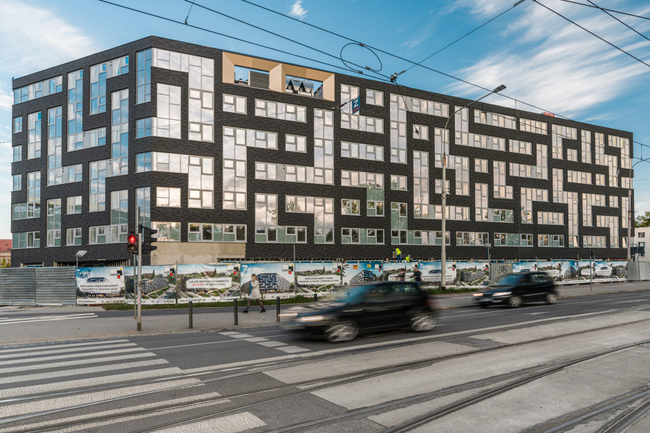 Starter III: kolejne mikroapartamenty we Wrocławiu prawie gotowe