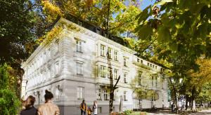Torus na półmetku budowy hotelu we Wrocławiu