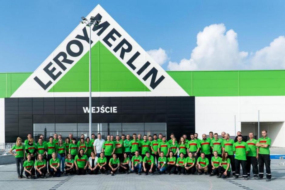 Leroy Merlin gotowy do otwarcia drugiego sklepu w Rzeszowie