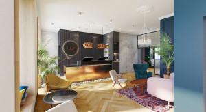 Apartamenty, strefy coworkingowe i konferencyjne - Tulip Residences z pierwszym projektem w Polsce