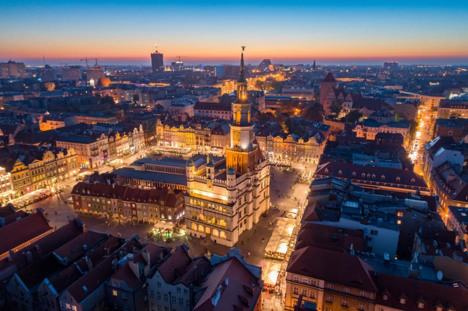 Poznański rynek biurowy przekroczył pół miliona mkw.