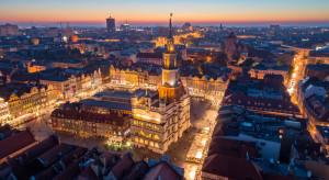 Inwestycje w poznańskie nieruchomości przekroczyły pół miliarda euro