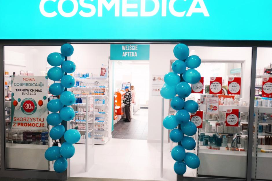 Cosmedica w nowym koncepcie - pierwsza taka w Tarnowie