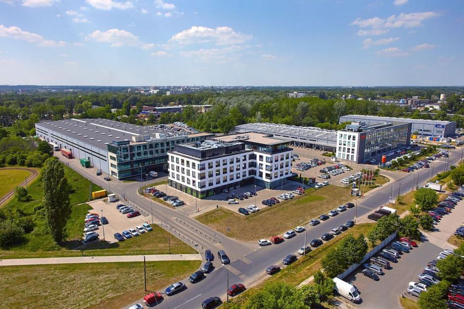Nowy najemca w kompleksie Distribution Park Żerań