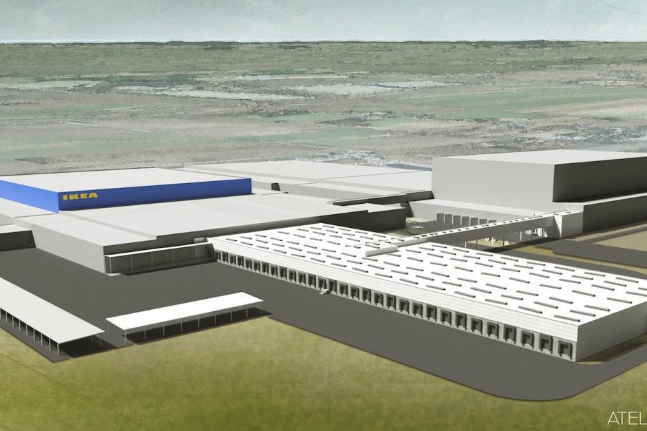 Centrum dystrybucji IKEA w woj. łódzkim będzie większe