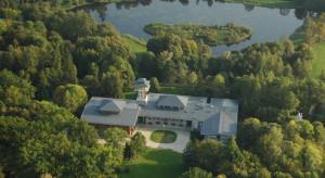 Część Centrum Edukacyjno-Muzealnego Białowieskiego Parku Narodowego w Białowieży czeka na inwestorów