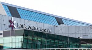 Lotnisko Chopina z dwucyfrowym wzrostem